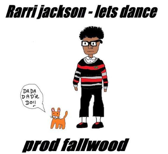 Rarri jackson nieuwe tune